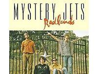 MYSTERY JETS - Jetrospective Night 4 - Radlands Tickets SOLD OUT