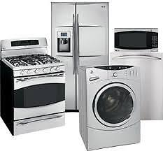 Residential Appliance Repair and Installation