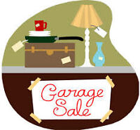 FANTASTIC GARAGE SALE! THIS SATURDAY - ONE DAY ONLY
