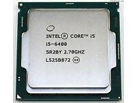 Intel i5 6400 2.7 GHZ