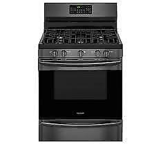 Frigidaire Gallery CGEF3059TD Black Stainless St. 30 Electric Range at cheap price (BD-2275)