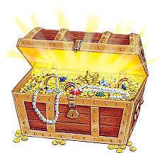 Peacefully Treasure Hunting
