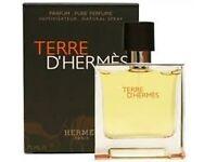 Selling Men Terre d'Hermès Eau de Toilette 100 mL PARIS £65