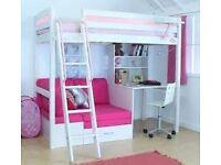 Stomper High Sleeper Bed.