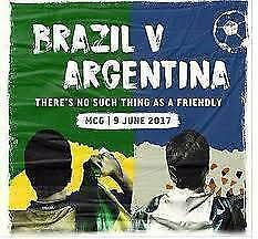Brazil V Argentina- 6 Tickets Lidcombe Auburn Area Preview