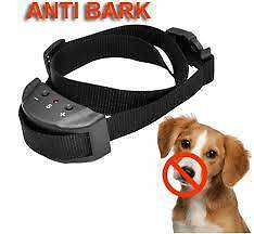 Automatic anti bark dog collar vibration and sound only unit (No Camden Park West Torrens Area Preview