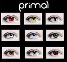 CONTACT LENSES FOR HALLOWEEN COSTUMES New Lambton Newcastle Area Preview