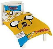 Yellow Single Duvet Cover