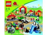 Duplo 6157 Big Zoo