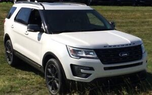 2017 Ford Explorer XLT Sports Appearance Package