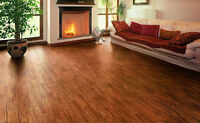 Sablage de plancher / Floor sanding and staining