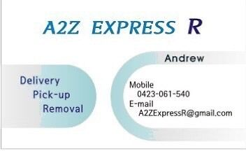 A2Z Delivery Removal $20 Sydney City Inner Sydney Preview