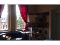 1 Bed First Floor Studio Flat - All Inclusive