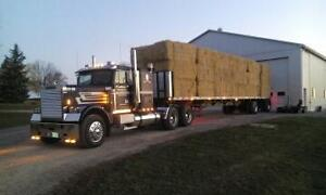 Trucking for hay and equipment Peterborough Peterborough Area image 2