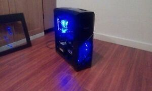 Fast gaming PC!!!!!!!! Just like new!!!