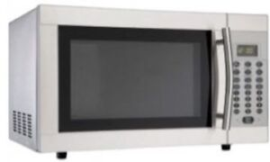 Microwave Oven, Danby DMW1048SS