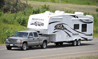 5th Wheel For Pickup Trucks, Clean and Complete TRADES