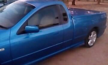 Ford ute xr8