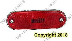 Side Marker Lamp Rear Driver Side On Bumoer Red High Quality Toyota Rav4 1996-2000