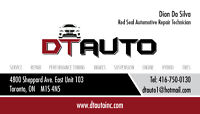 DT AUTO RUSTROOFING SERVICE