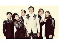 Arcade Fire 2 x Standing tickets - Glasgow Hydro 16th April