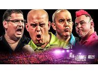 Premier League Darts Finals o2 Arena - 1 table seat