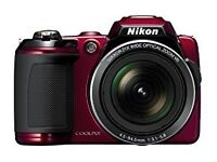 Nikon Coolpix L120 (Great camera for those wishing to take their photography further)