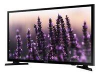 "Brand New Samsung Series 4 HG32ED450SW 32"" 1080P HD LED Television."