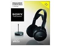 Sony wireless headphones brand new rrp £60+