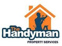 Handyman, Property Maintenance, Painting decorating