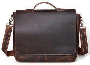 Men S Vintage Briefcase