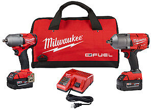 Milwaukee 2993-22  M18 High Torque 1/2