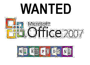 Wanted Microsoft Office 2007