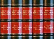 Brockhaus Enzyklopädie 20. Auflage