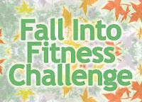 Fall into Fitness Challenge and Health Bet