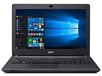 Acer Apsire Es1-431 Laptop - HARDLY USED!!! RRP £170 FROM AMAZON!!! PRICE INCLUDES RECORDED POSTAGE