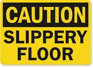 Slippery Solutions non Slip Surface