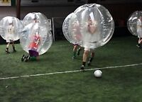 Bubble soccer birthday party special! Best rates in GTA.