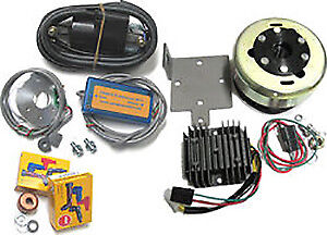 Basic PAMCO Electronic Ignition with E-Advancer/PMA Package
