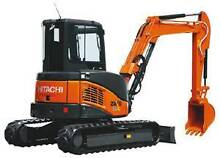 5 TON EXCAVATOR DRY HIRE Greenvale Hume Area Preview