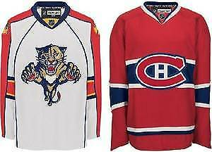 (2X2) BILLET TICKET CANADIENS FLORIDE  CENTER 302A 303A GRIS