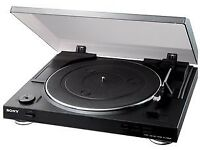 SONY Record Player Turntable PS-LX300USB Good condition