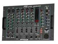 Audio2000's AKJ7300 Karaoke Mixer