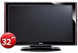 SANYO 32 INCH TV FULLY WORKING