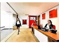 Centre provides excellent office accommodation for small and large companies seeking business space.
