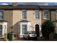 bedroom ground floor flat in a conversion Victorian house located in Manor Park.