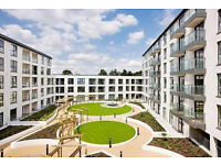 Beautifully designed one bed Penthouse, at St Williams Court Near Kings Cross Station.