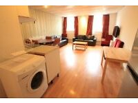 Fantastic recently refurbished 2 double bedroom apartment with Jacuzzi and bike storage in Islington