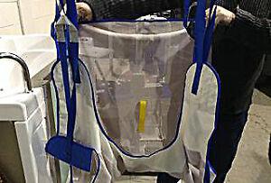 Arjohuntleigh Group Medical full body Sling (Used)