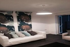 Fully furnished spacious and modern 1 bedroom ground floor flat in Barking.